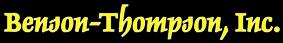 Benson-Thompson Real Estate